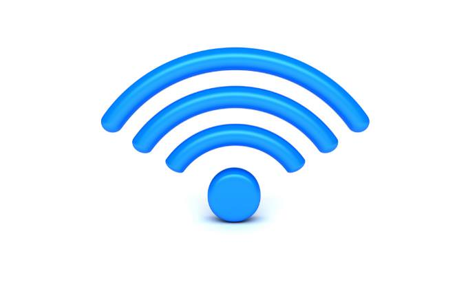 Piada: A senha do wifi