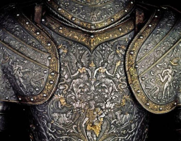 Artefatos históricos e belos