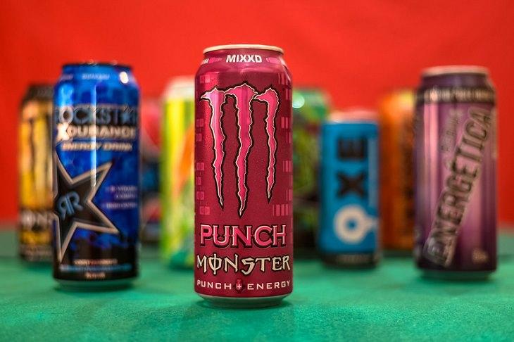 Os graves riscos de bebidas energéticas para a saúde