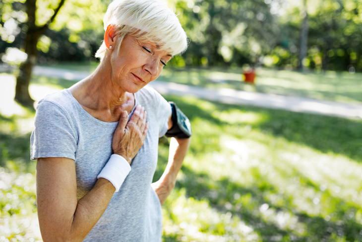 Tipos de dor no peito