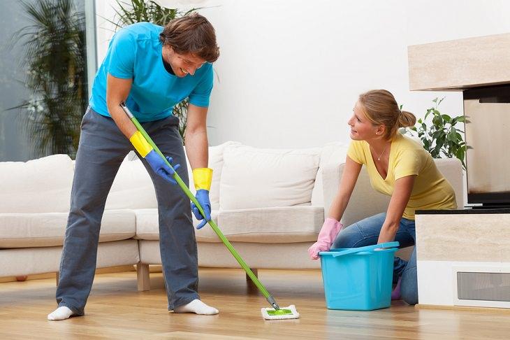 Tarefas domésticas que fazem você perder tempo