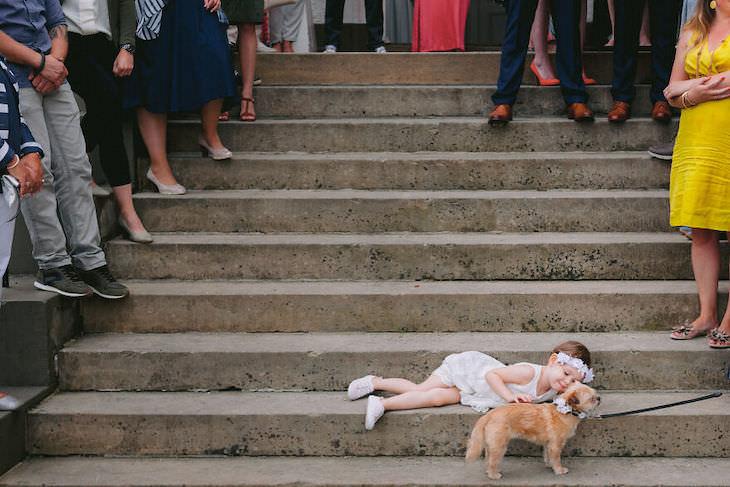 Concurso mais fofo: melhor cachorro em uma foto de casamento de 2021