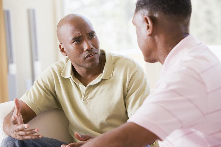 Dicas para lidar com uma conversa difícil