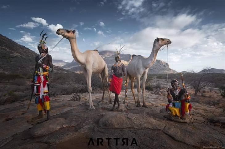 Maasai-Sambura, Quênia