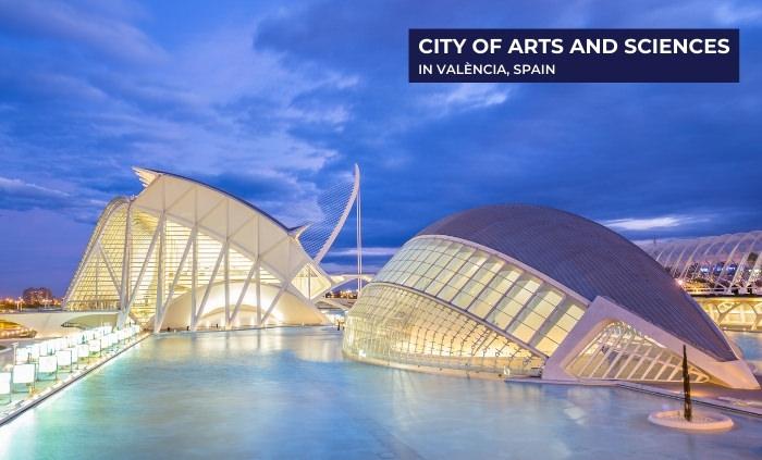 Santiago Calatrava - obras-primas da arquitetura contemporânea