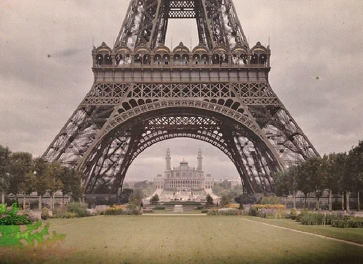 Paris-100 anos atrás
