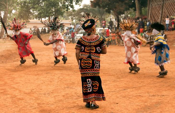 Cativantes fotos de Camarões, de Ziya Atkurer