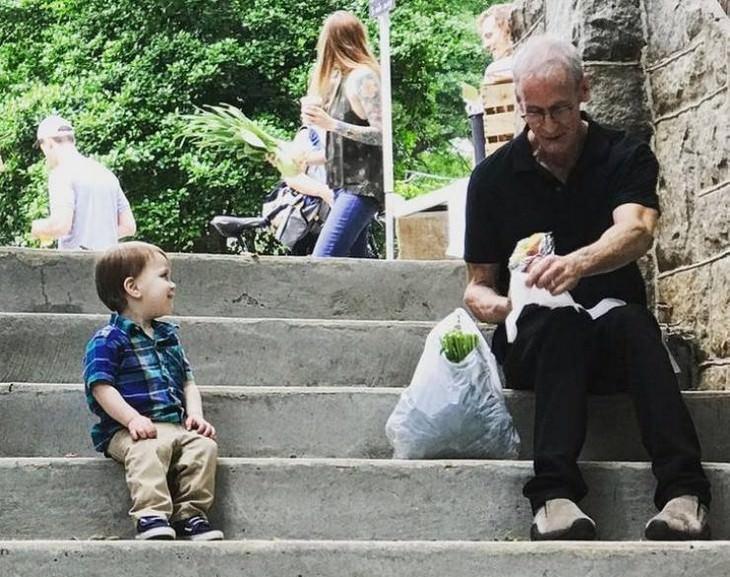 17 atos de bondade comoventes de crianças