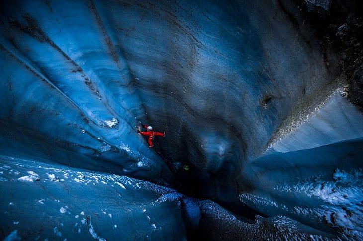 Fotos do Cvce International Mountain Photo Contest 2021, Mer de Glace, França