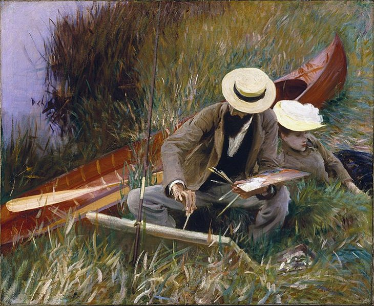 Obras de arte de John Sargent