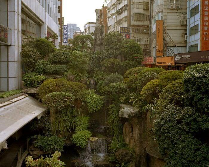 Paisagens urbanas fascinantes