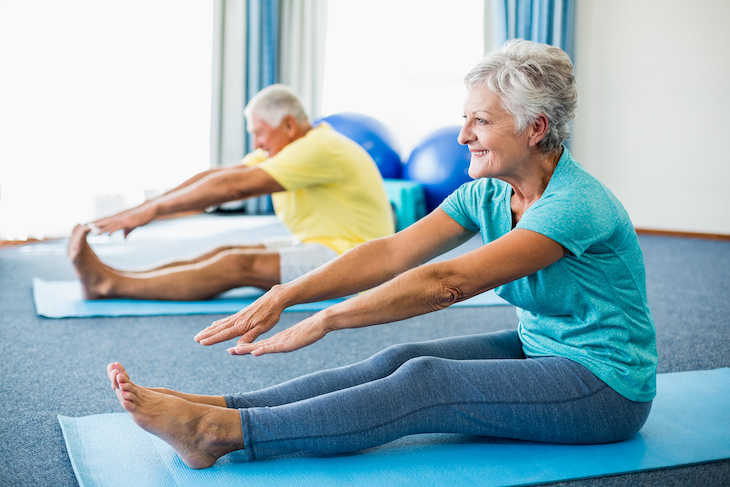 5 Exercícios de alongamento ativo para seus músculos