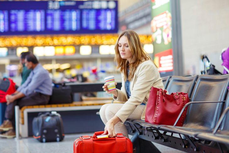 Focos de contaminação por germes em aeroportos