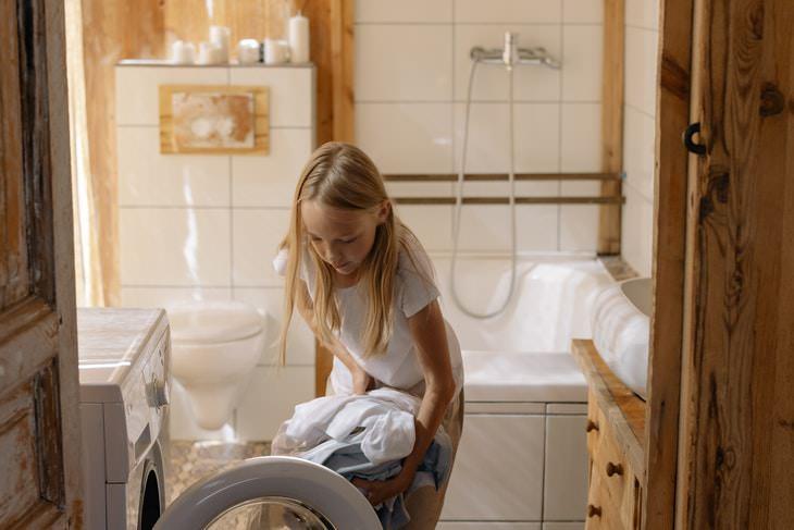 Dicas de dosagem de detergente para roupas