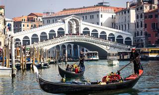 A esplendorosa Veneza como você nunca viu antes!