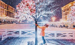 O Inverno em Moscou é Mesmo um Conto de Fadas...