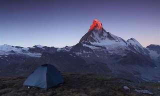 A Espetacular Beleza dos Alpes...