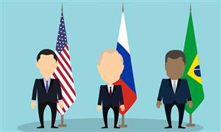 """Os Três Políticos """"Camaradas"""""""