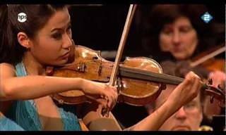Esta Violinista Faz Até Estrelas Chorarem de Emoção