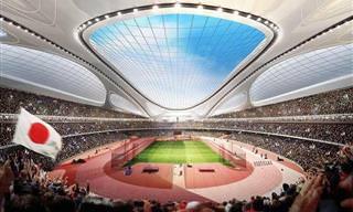 Conheça o Estádio das Olimpíadas no Japão em 2020!