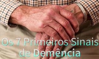 Informe-se e Previna-se: Os 7 Primeiros Sinais de Demência