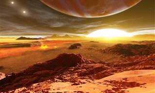 Os 10 Planetas Mais Estranhos Já Descobertos