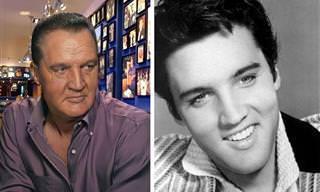 Retratos imaginários de celebridades morreram jovens