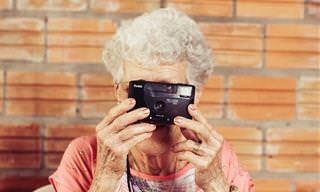 Piada do Dia: Envelhecendo Com Bom Humor