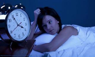 10 Erros Que Prejudicam a Qualidade do Seu Sono
