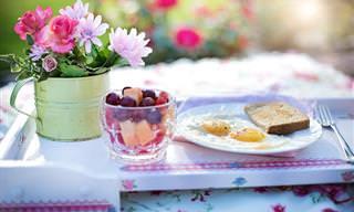 8 Motivos Para Não Pular o Café da Manhã!