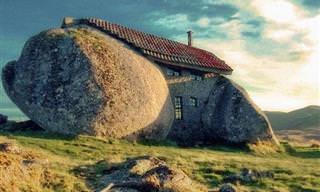 Como Construíram Estas Casas Malucas?