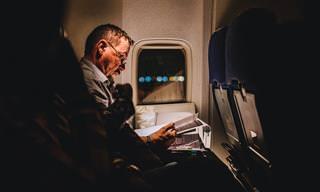 9 Coisas Que Você Não Deve Fazer Ao Voar de Avião