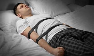 Paralisia do Sono: Tudo o Que Você Precisa Saber