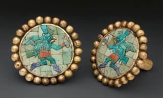 23 Artefatos antigos perfeitamente preservados
