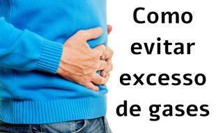 Dicas úteis para evitar o excesso de gases intestinais