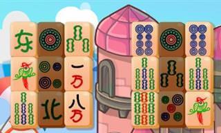 É Hora de Brincar Com o Viciante Jogo do Mahjong!
