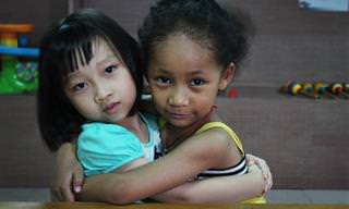 Como não amar as crianças e sua natural bondade?
