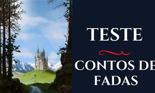 Teste: Você conhece bem esses famosos contos de fadas?
