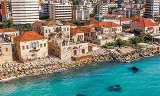 """Por que o Líbano é a """"Pérola do Oriente"""""""