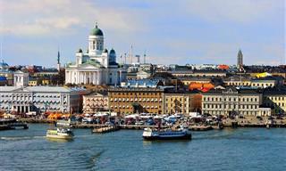 11 Fatos Que Te Farão Querer Morar Na Finlândia
