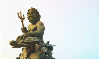 Quem é Você Na Mitologia Grega?