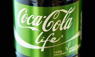 A Verdade Sobre a Versão 'Verde' da Coca-Cola