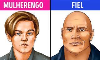 O que cortes de cabelo dizem sobre os homens?