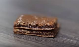 Receita Prática e Saborosa: Brownie de Tapioca