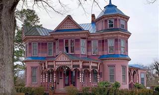 Residências vitorianas - um estilo clássico