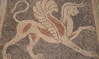 14 Peças de Mosaicos Antigos em Detalhes