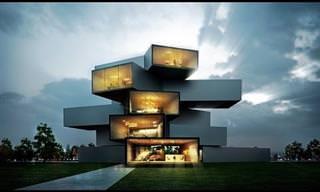 A casa do futuro imaginada por nossos ancestrais