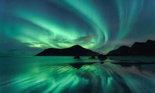 Essas Imagens do Céu Estrelado São de Tirar o Fôlego