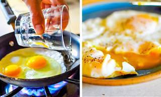 Várias dicas preciosas para quem cozinha