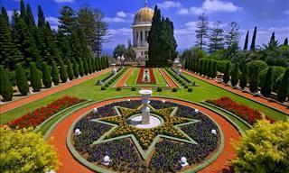 Visite Os Mais Lindos Jardins Botânicos do Mundo!
